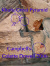Khufu Cartouche Relieving Chambers Campbells West Das Cheops Projekt Colette Dowell