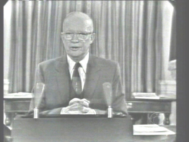 Eisenhower Military Industrial Complex 1961